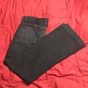 Gap Limited Edition 1969 Black Jeans